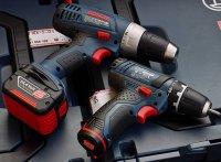 Эволюция аккумуляторных инструментов