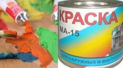 Чем разбавить акриловую краску для краскопульта
